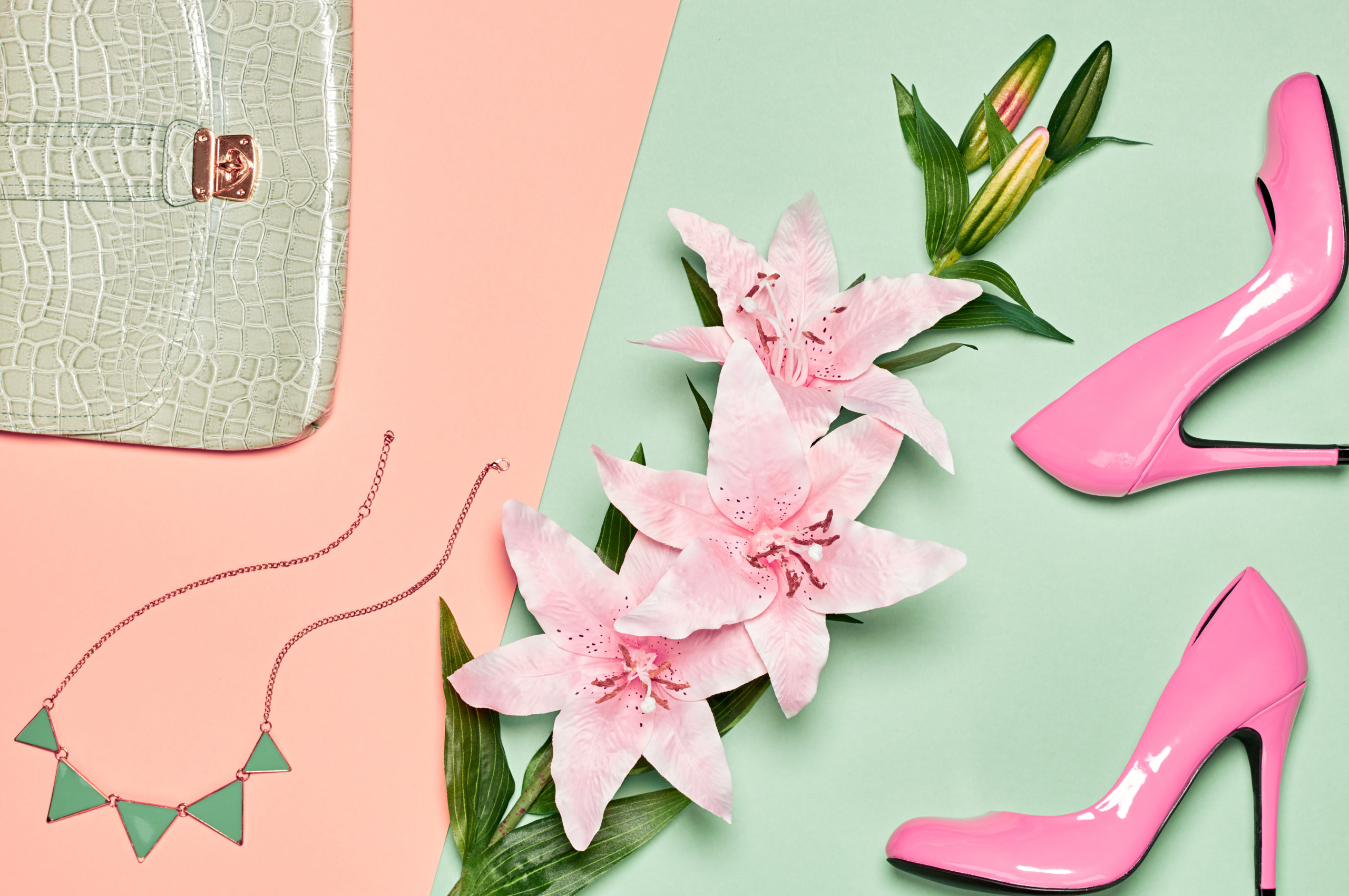 Fashion,Woman,Accessories,Summer,Set.,Glamor,Heels,,Stylish,Handbag,Clutch,